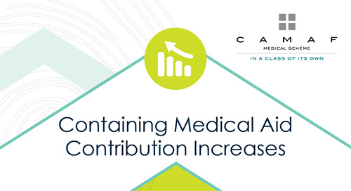 Containing Medical Aid Contribution Increases