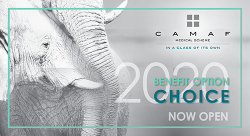 How to Change your 2020 CAMAF Benefit Option: Learn More