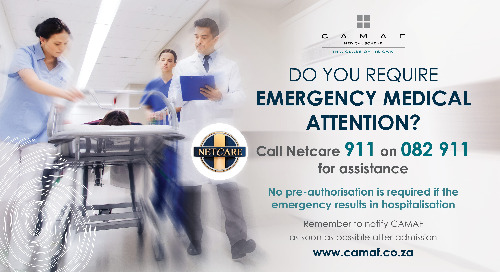 Procedure for Emergency Medical Attention