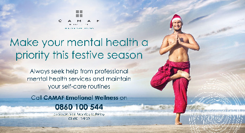 Keep Your Mental Health This Festive Season