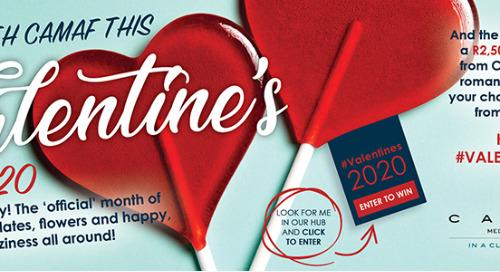 CAMAF #Valentines2020 Promo