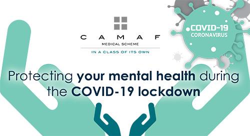 COVID-19 Lockdown Mental Health: Take Extra Care