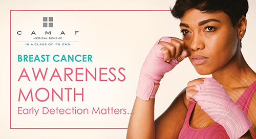 Early Detection Matters - Breast Cancer Awareness Month