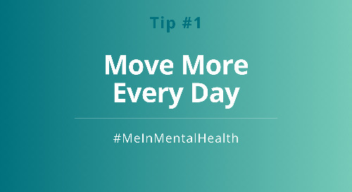 Tip 1: Move More Every Day