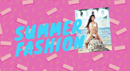 Five 👙 Beachy 🌴 Looks That Will Make Your Summer Spectacular!