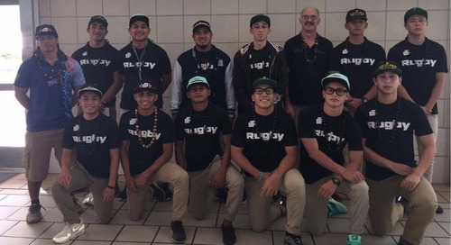 Go Guam Go! Boys Rugby U18 Team to Compete in Hong Kong