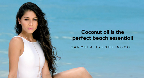 Cool for the Summer: Carmela Tyequiengco
