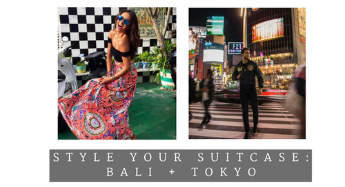 Travel + Style ✈︎
