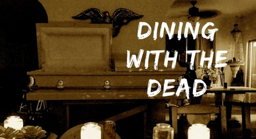 Dumb Supper & Mourning Tea