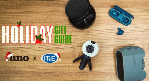 UNO x IT&E Last Minute Gift Guide
