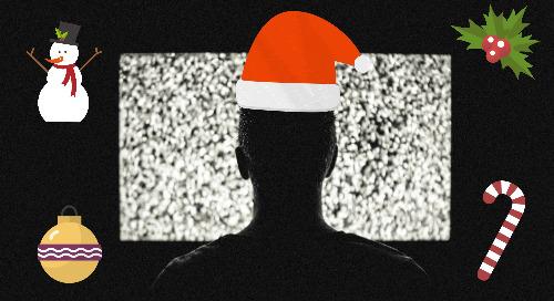 Cheesy Holiday Movies