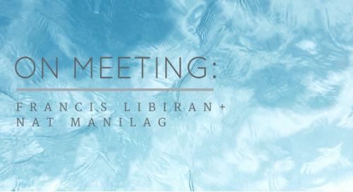 Francis Libiran + Nat Manilag