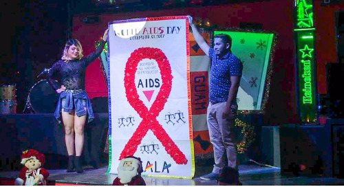 World AIDS Day Candlelight Event