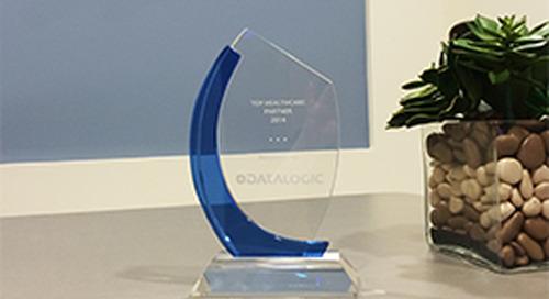Datalogic 2015 Healthcare Partner of the Year