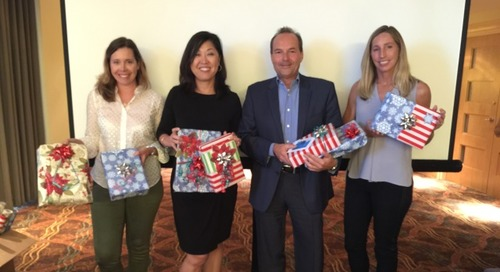 MoreDirect Donates Gifts to Children's Home Society of FL