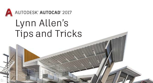 Autocad 2017 Tips and Tricks