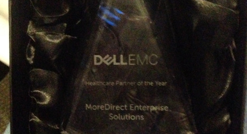 Connection® Enterprise Solutions Group Named Dell EMC 2016 Healthcare Partner of the Year