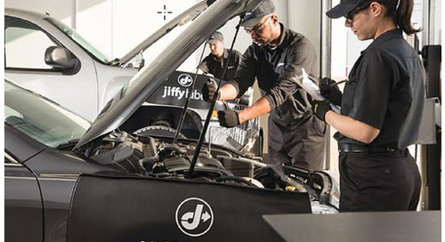 Heartland Jiffy Lube revs up hyperconverged infrastructure from Lenovo