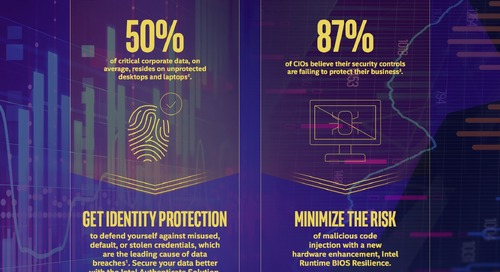 [Infographic] Security Features to Help Protect Your Data & Your Business