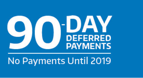Apple: Defer your payments for 90 days with Apple Financial Services