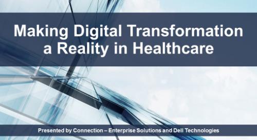 On-Demand Webinar: Modernizing Healthcare Through Digital Technology