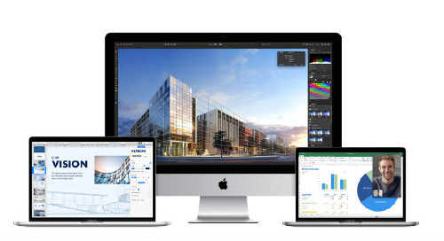 Mac. It's all business. Now with flexible financing.