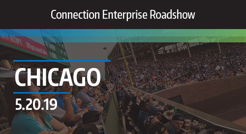Join the Connection Enterprise Roadshow - Chicago Cubs Solution Symposium!
