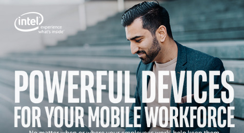 Maximize Mobile Productivity and Security