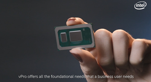 8th Gen Intel Core vPro Mobile Processors
