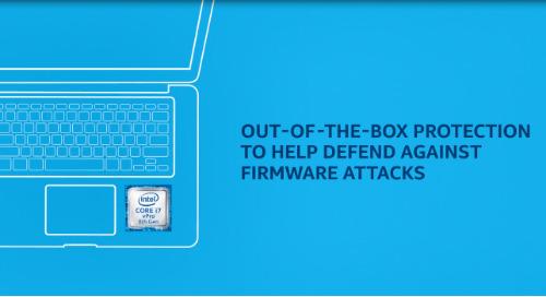 Intel Hardware Shield vPro Platform