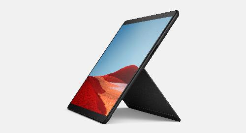 [Watch Now] New Microsoft Surface Pro X