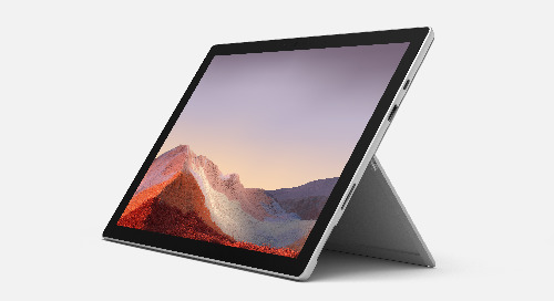 [Video] New Microsoft Surface Pro 7