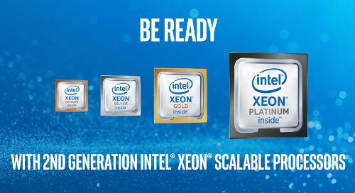 [Video] 2nd Gen Intel® Xeon® Scalable Processors