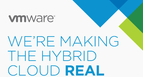 VMware Cloud - Seamless Integration with AWS