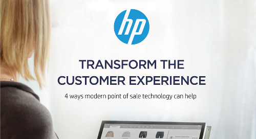 HP Transforms The Customer Experience