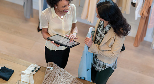 Retail and Hospitality Transactions Made Easy with HP