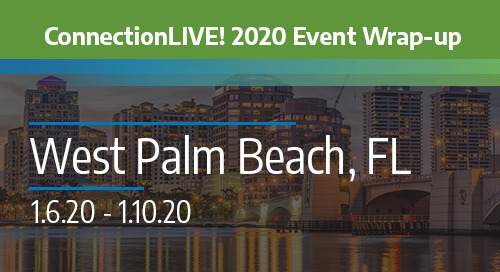 ConnectionLIVE! 2020 - Event Wrap-up