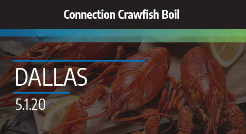 Save the Date: Connection Enterprise 28th Annual Crawfish Boil!