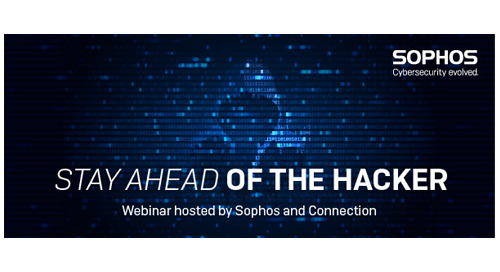 Stay Ahead of the Hacker Webinar Recording