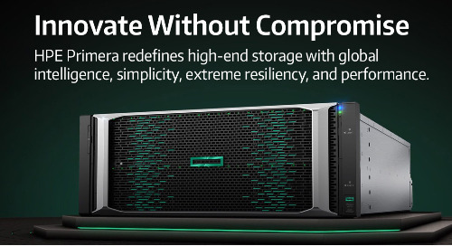 A Day In The Life Of Data Inside HPE Primera