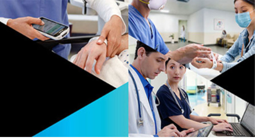 Join Us to Learn How Zebra Healthcare Solutions Provide Better Connections and Care