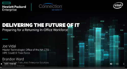 Explore the Future of IT with HPE and Connection Enterprise