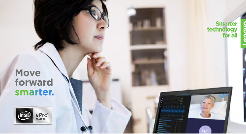 Empowering Healthcare from Anywhere with Lenovo