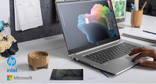 HP ZBook Portfolio - Empowering the Mobile Professional