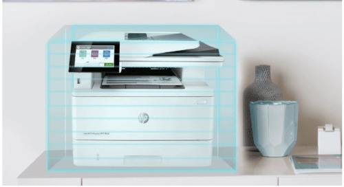 Fierce Without Footprint | HP LaserJet Enterprise 400 Series