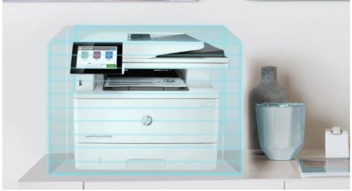 Fierce Without Footprint | HP LaserJet Enterprise 400 Series