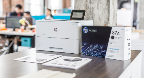 Get Strategic with HP Managed Print Services