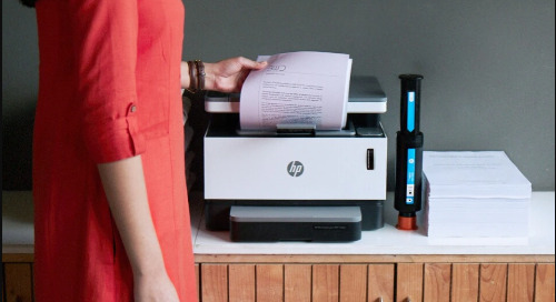HP Neverstop | Cartridge-free Laser Printer