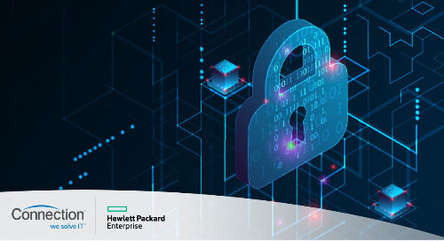 Cybersecurity and HPE