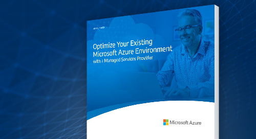 Optimize your Existing Azure Environment